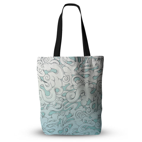 "Mat Miller ""Entangled Souls"" Everything Tote Bag - KESS InHouse  - 1"