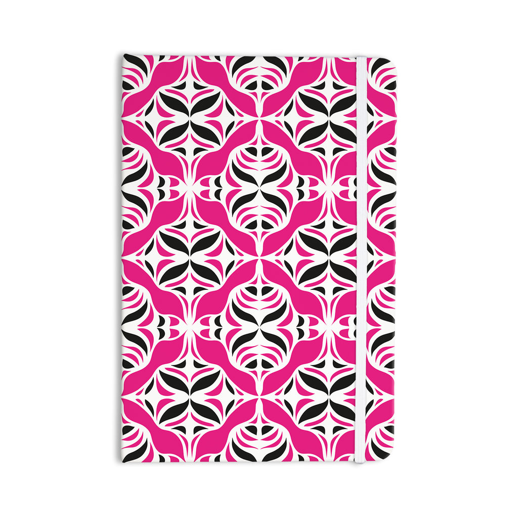 "Miranda Mol ""Think Pink"" Everything Notebook - KESS InHouse  - 1"