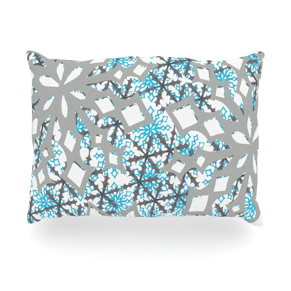 "Miranda Mol ""Chilly"" Oblong Pillow - KESS InHouse"