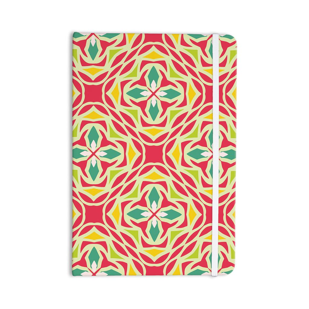 "Miranda Mol ""Christmas Carnival"" Everything Notebook - KESS InHouse  - 1"