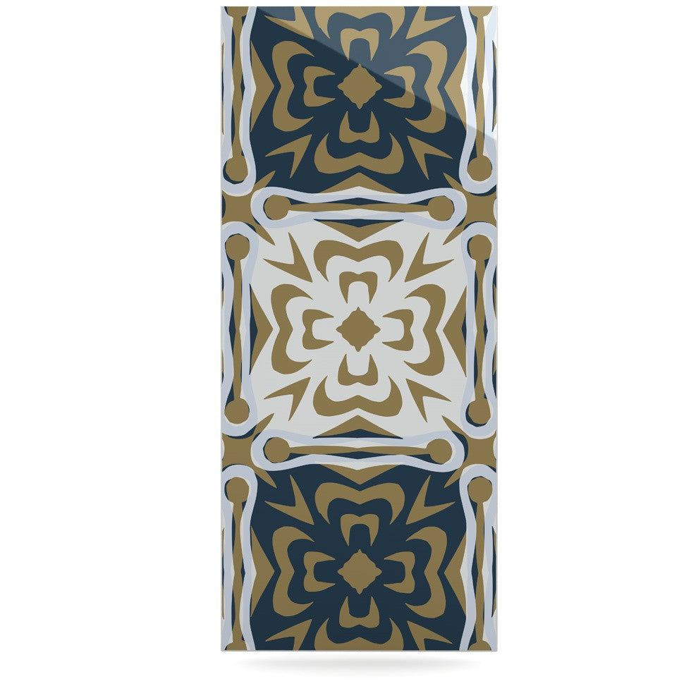 "Miranda Mol ""Contemporary Granny"" Luxe Rectangle Panel - KESS InHouse  - 1"