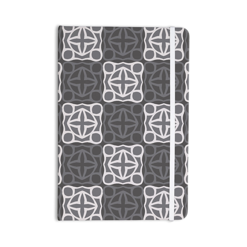 "Miranda Mol ""Granny Goes Modern"" Everything Notebook - KESS InHouse  - 1"