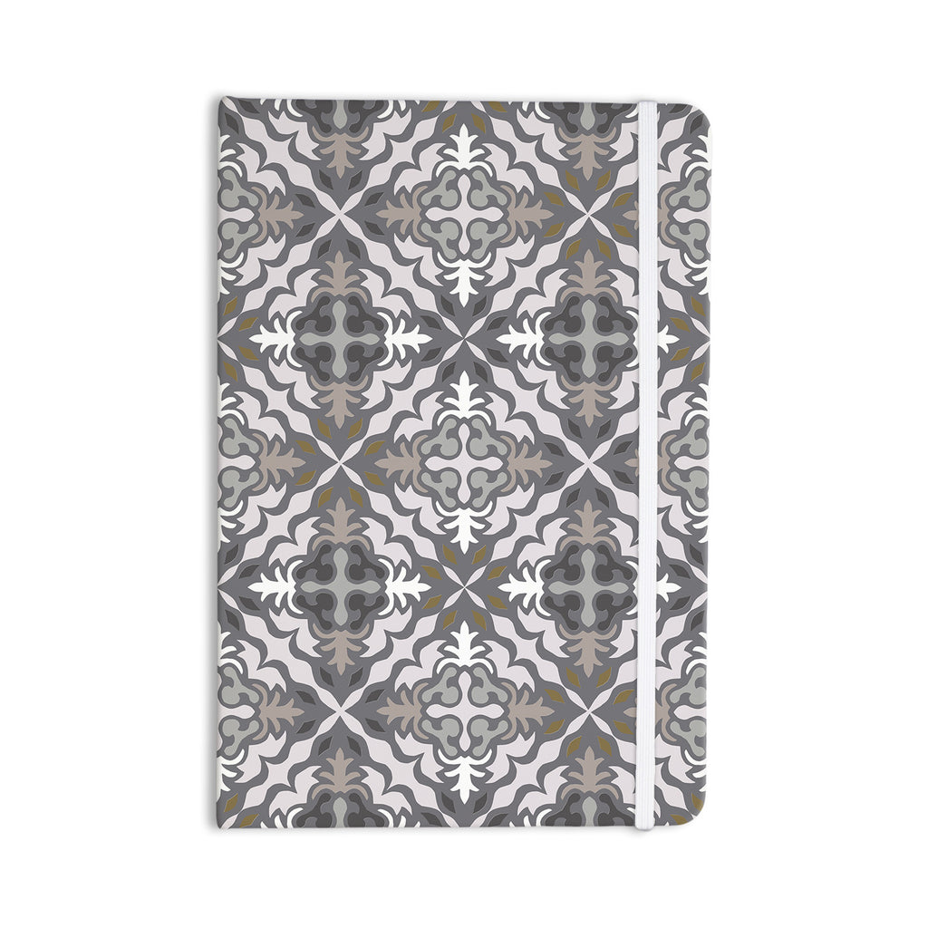 "Miranda Mol ""Let it Snow"" Everything Notebook - KESS InHouse  - 1"