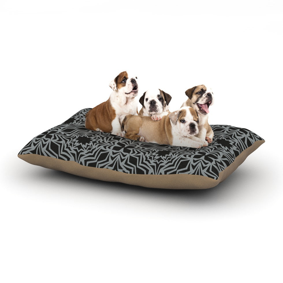 "Miranda Mol ""Optical Fest"" Dog Bed - KESS InHouse  - 1"