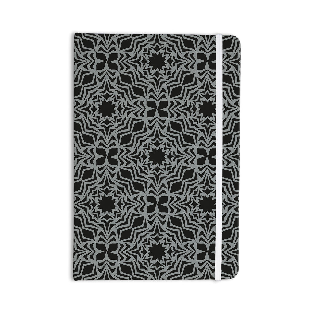 "Miranda Mol ""Optical Fest"" Everything Notebook - KESS InHouse  - 1"