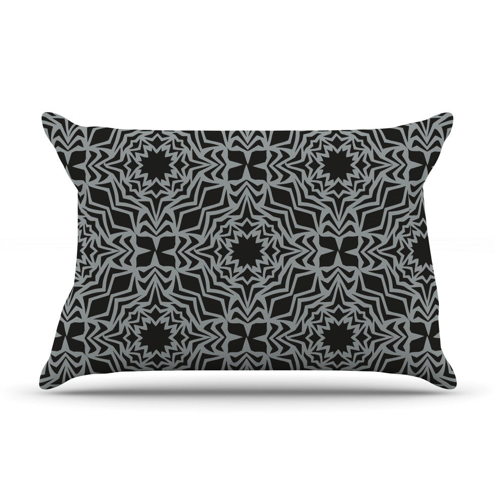 "Miranda Mol ""Optical Fest"" Pillow Sham - KESS InHouse"