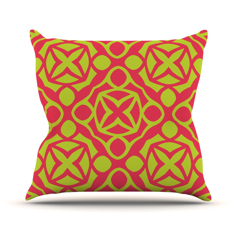 "Miranda Mol ""Holiday"" Throw Pillow - KESS InHouse  - 1"