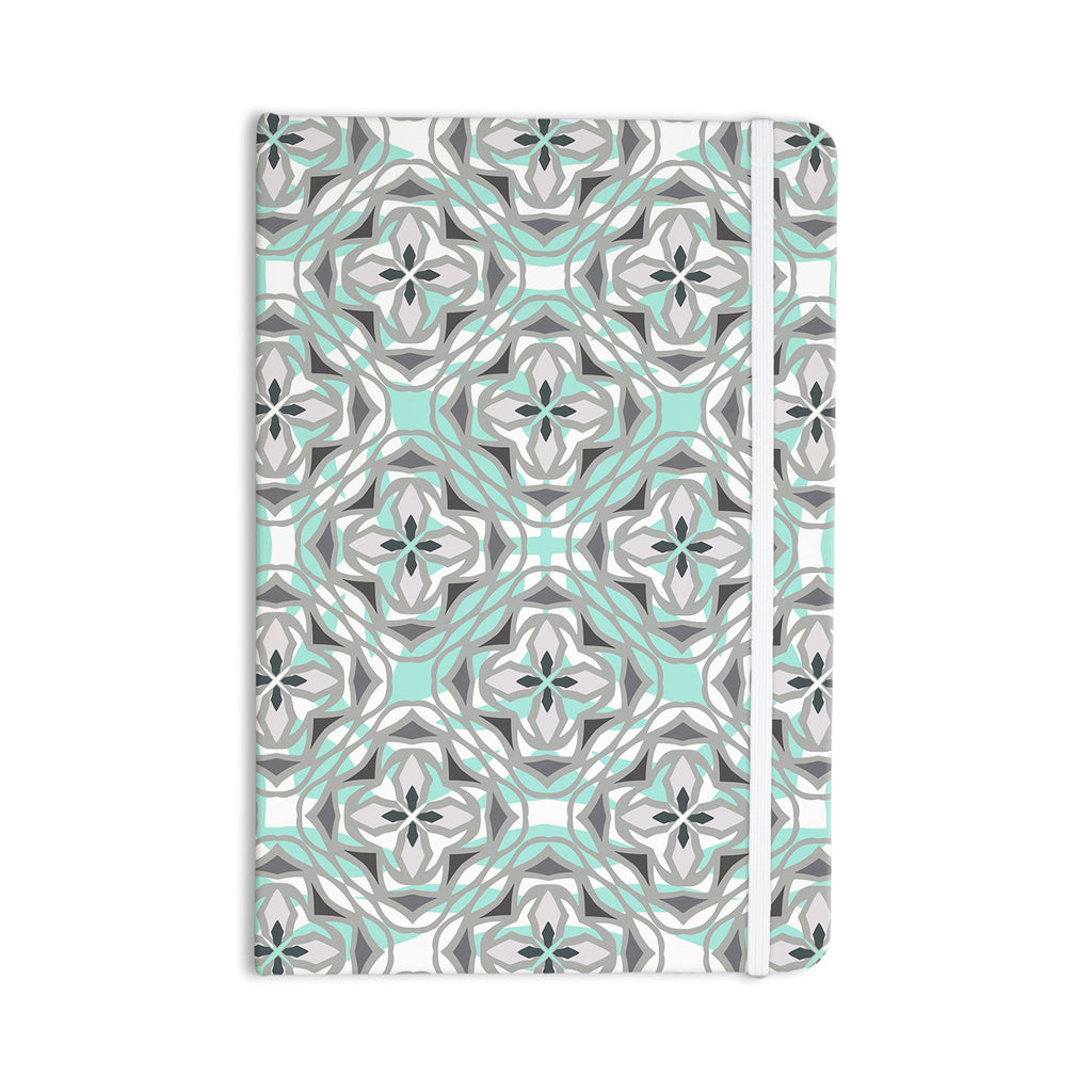 "Miranda Mol ""Winter Pool"" Everything Notebook - KESS InHouse  - 1"