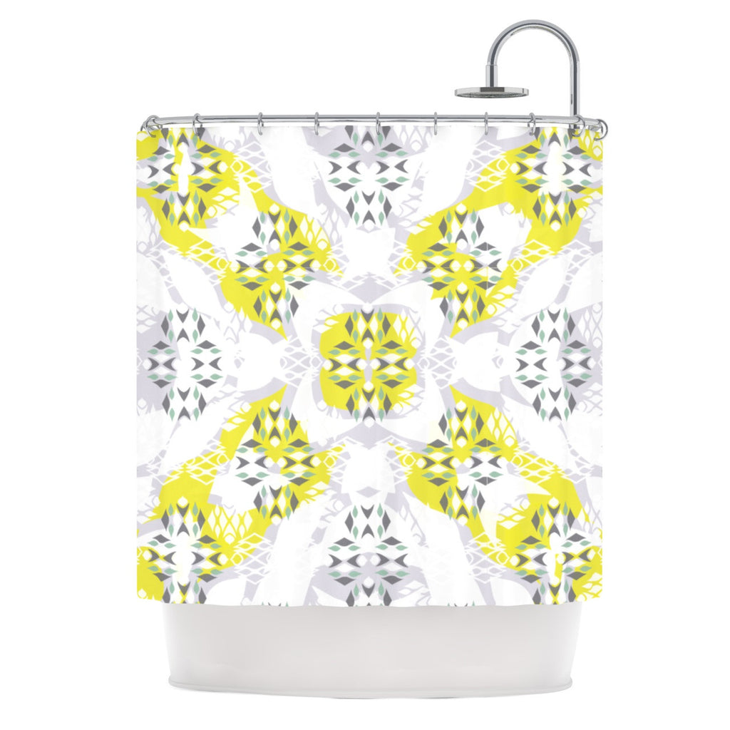 "Miranda Mol ""Vernal Season"" Shower Curtain - KESS InHouse"