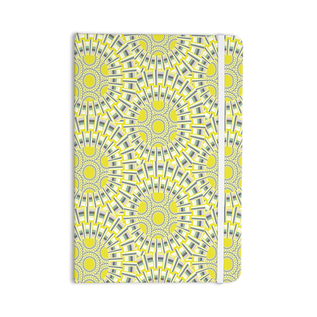 "Miranda Mol ""Sprouting Cells "" Everything Notebook - KESS InHouse  - 1"