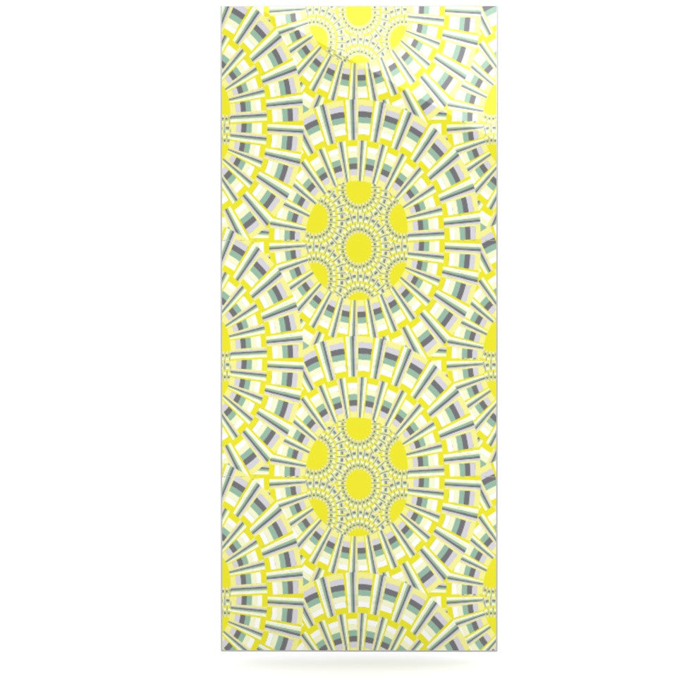 "Miranda Mol ""Sprouting Cells "" Luxe Rectangle Panel - KESS InHouse  - 1"