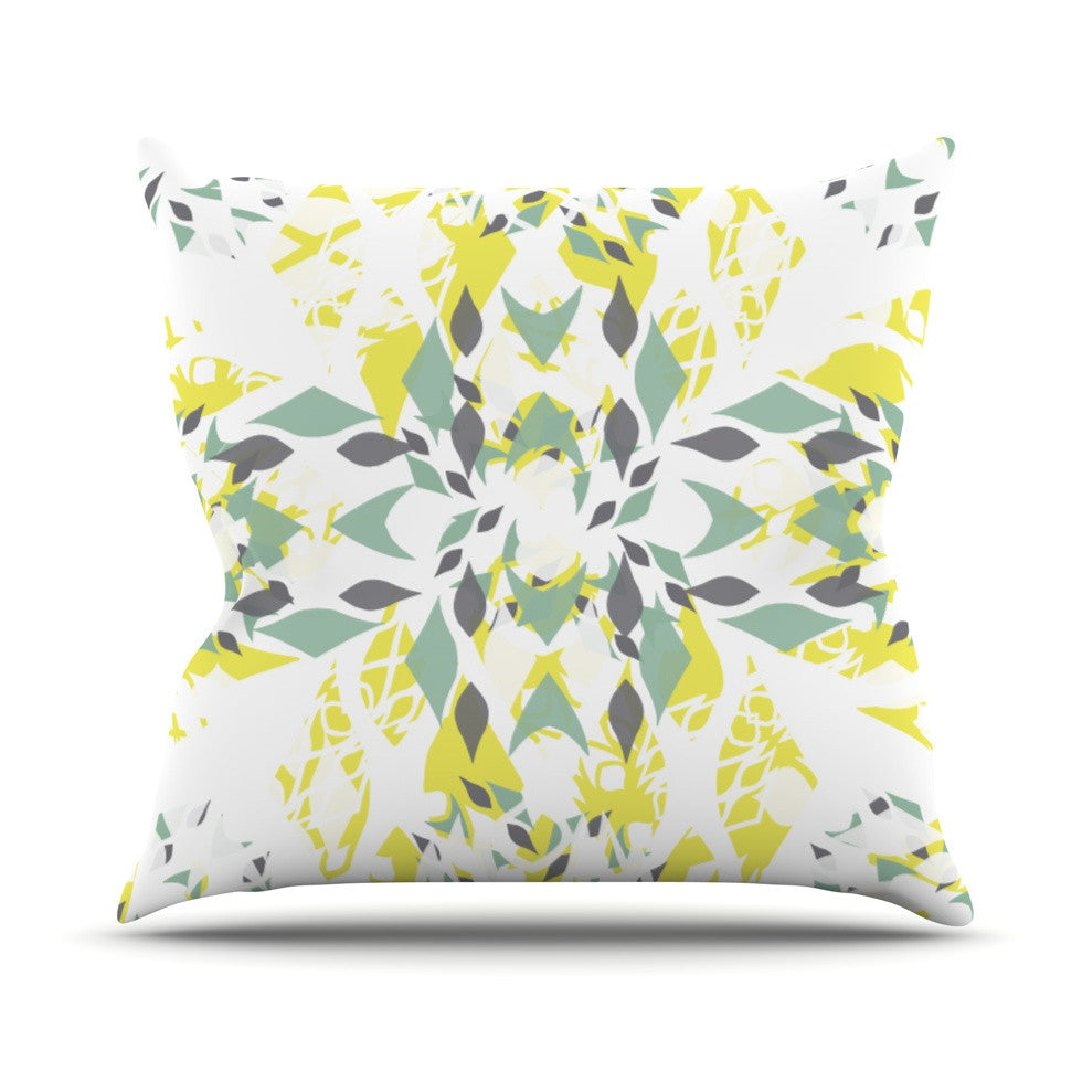 "Miranda Mol ""Springtide"" Outdoor Throw Pillow - KESS InHouse  - 1"