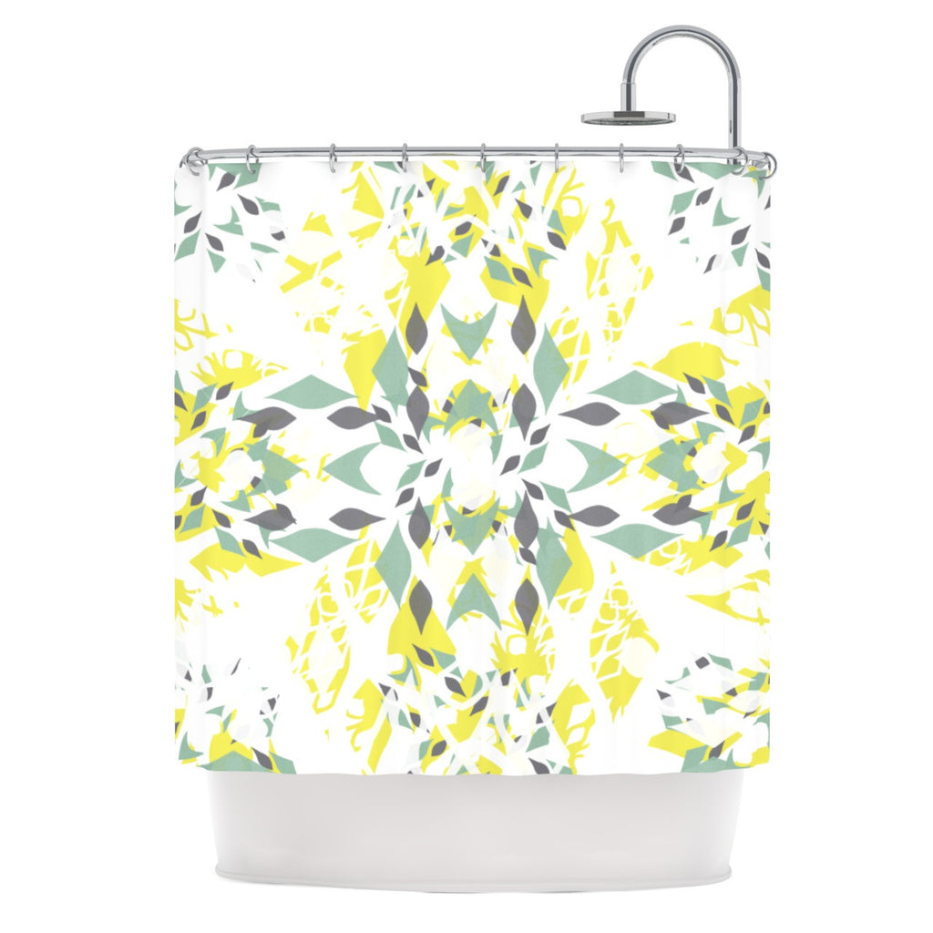 "Miranda Mol ""Springtide"" Shower Curtain - KESS InHouse"