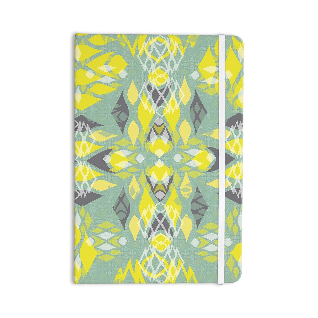 "Miranda Mol ""Joyful Teal"" Everything Notebook - KESS InHouse  - 1"