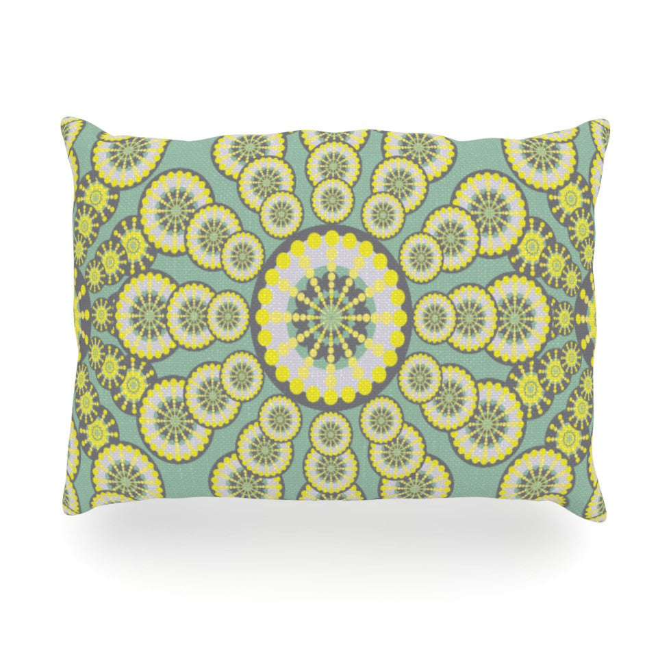 "Miranda Mol ""Equinox"" Oblong Pillow - KESS InHouse"
