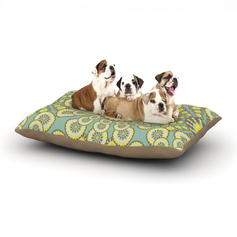 "Miranda Mol ""Equinox"" Dog Bed - KESS InHouse  - 1"