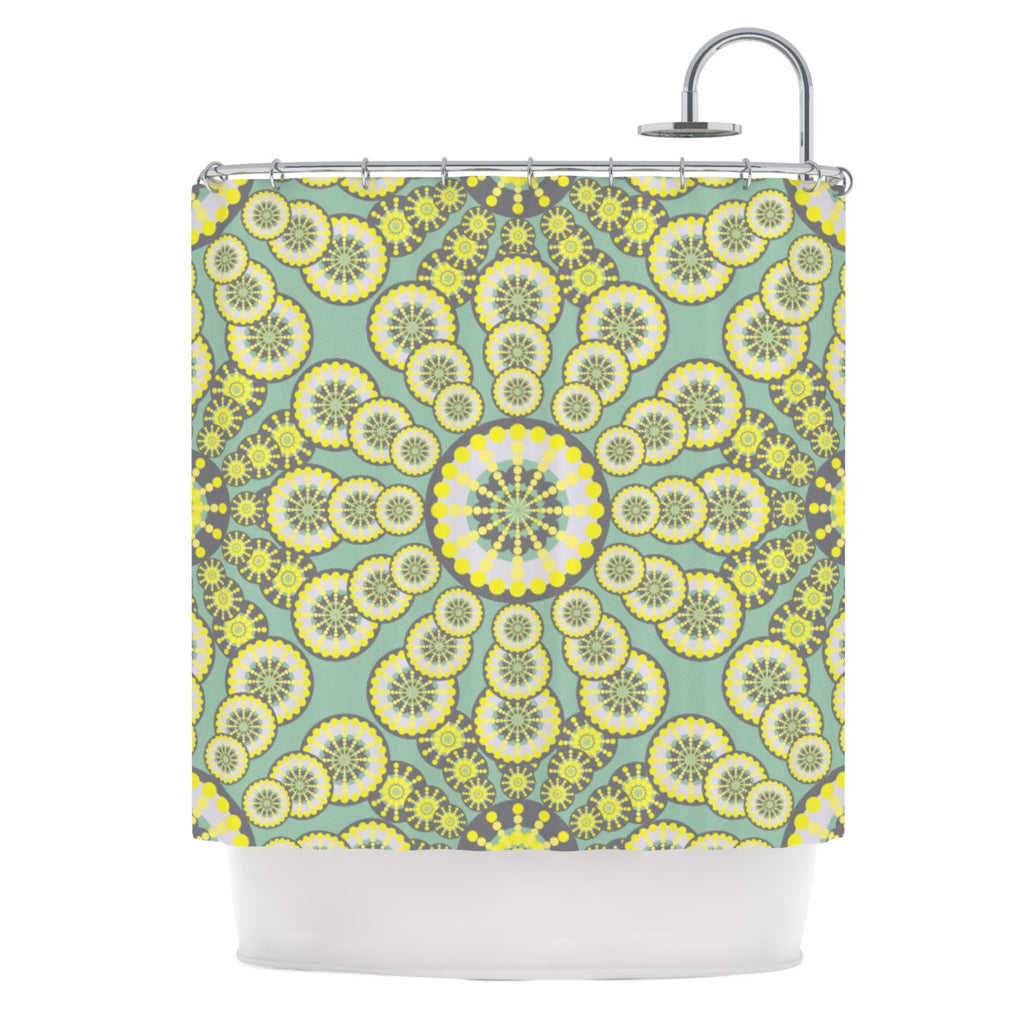 "Miranda Mol ""Equinox"" Shower Curtain - KESS InHouse"
