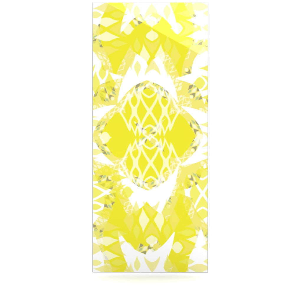 "Miranda Mol ""Citrus Spritz"" Luxe Rectangle Panel - KESS InHouse  - 1"