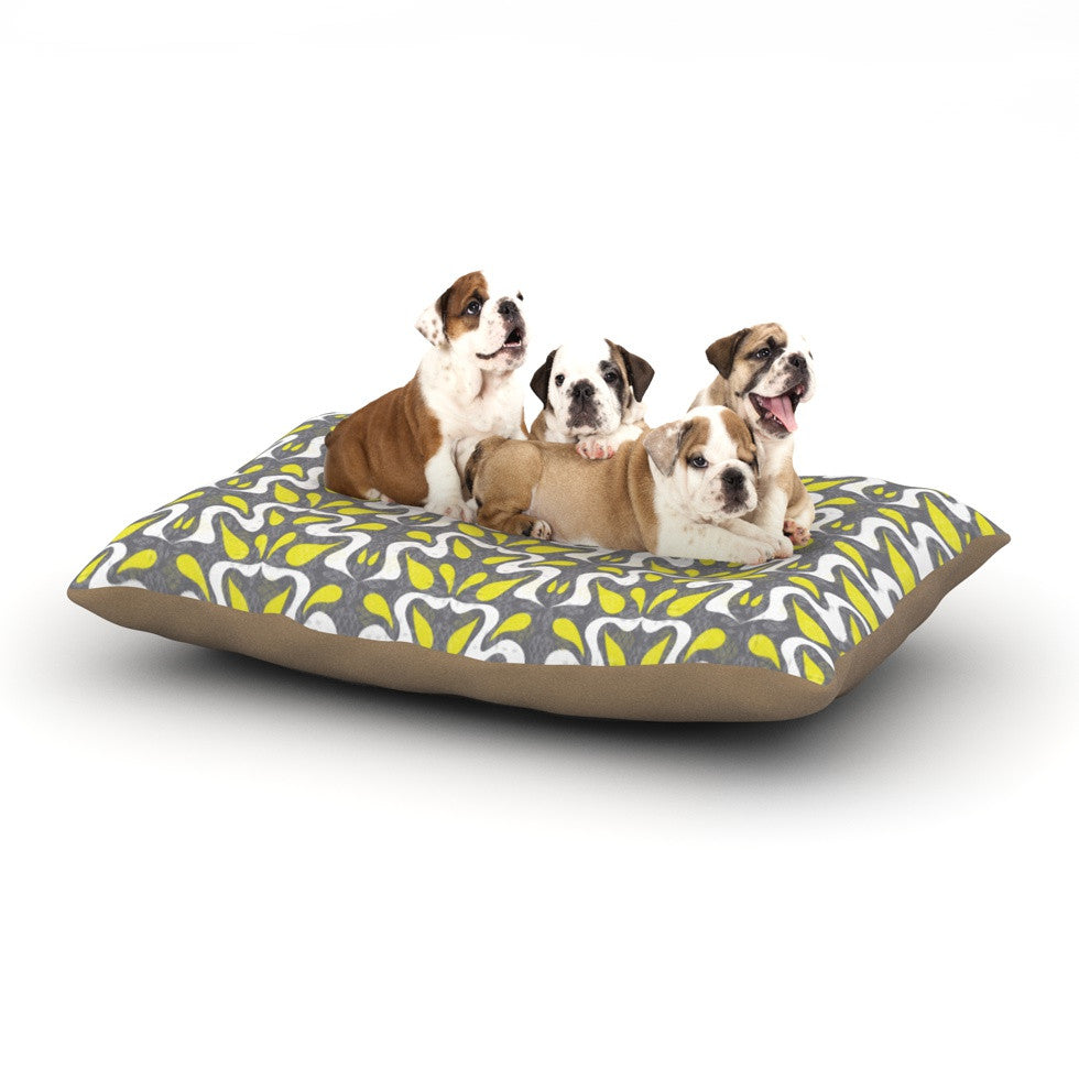 "Miranda Mol ""Cascade"" Dog Bed - KESS InHouse  - 1"