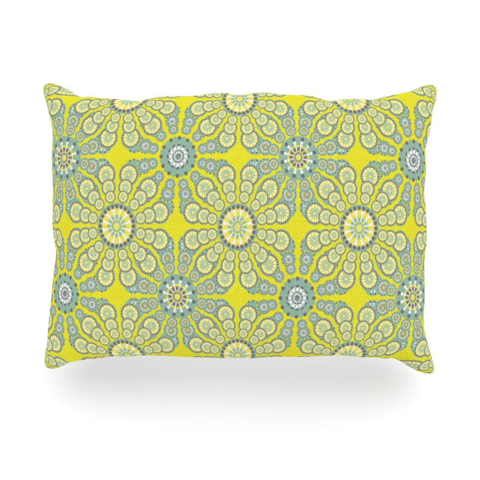 "Miranda Mol ""Budtime"" Oblong Pillow - KESS InHouse"