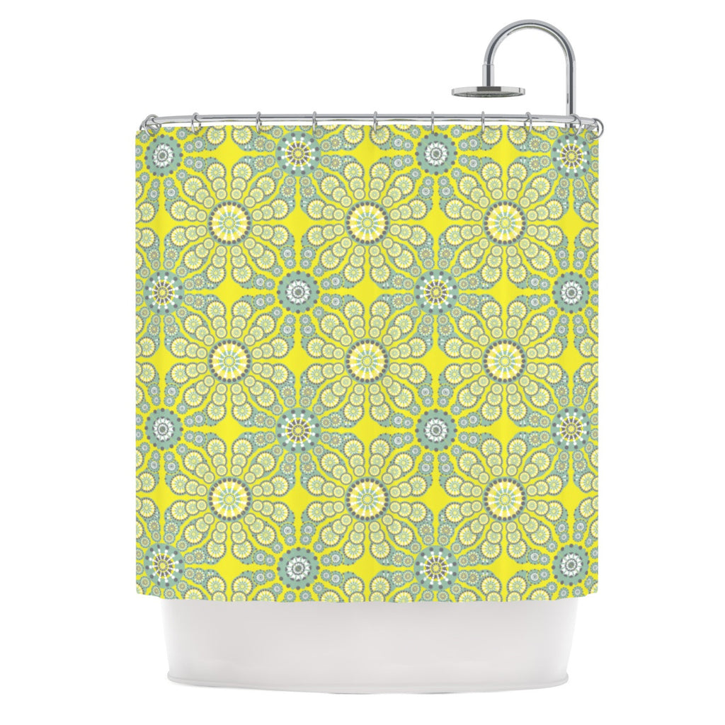 "Miranda Mol ""Budtime"" Shower Curtain - KESS InHouse"