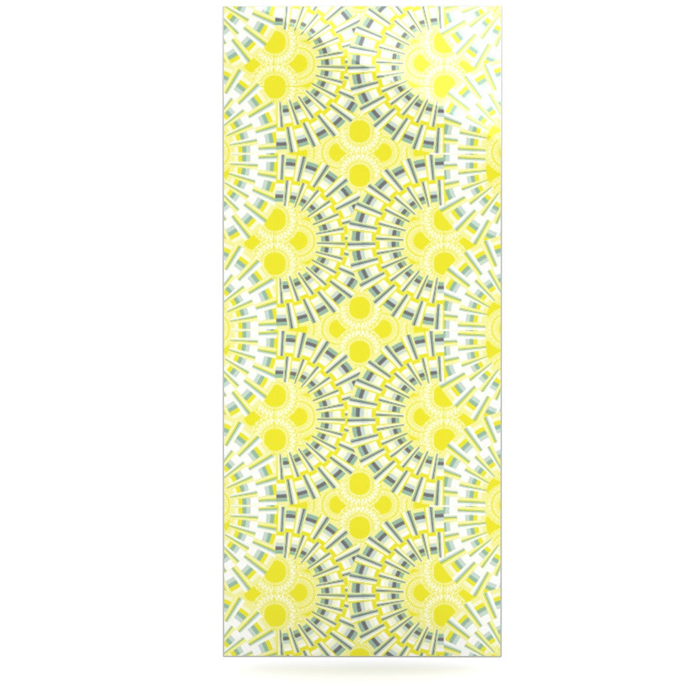 "Miranda Mol ""Blossoming Buds"" Luxe Rectangle Panel - KESS InHouse  - 1"