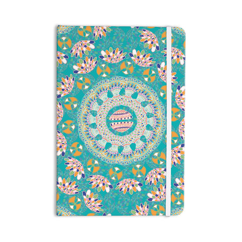 "Miranda Mol ""Luscious"" Blue Pink Everything Notebook - Outlet Item"