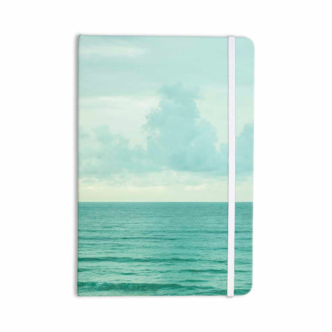 "MaryJo ""Grennish Soul"" Blue Gray Nature Travel Digital Photography Everything Notebook"