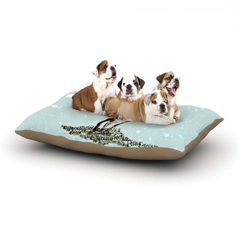 "Monika Strigel ""Fawn"" Dog Bed - KESS InHouse  - 1"