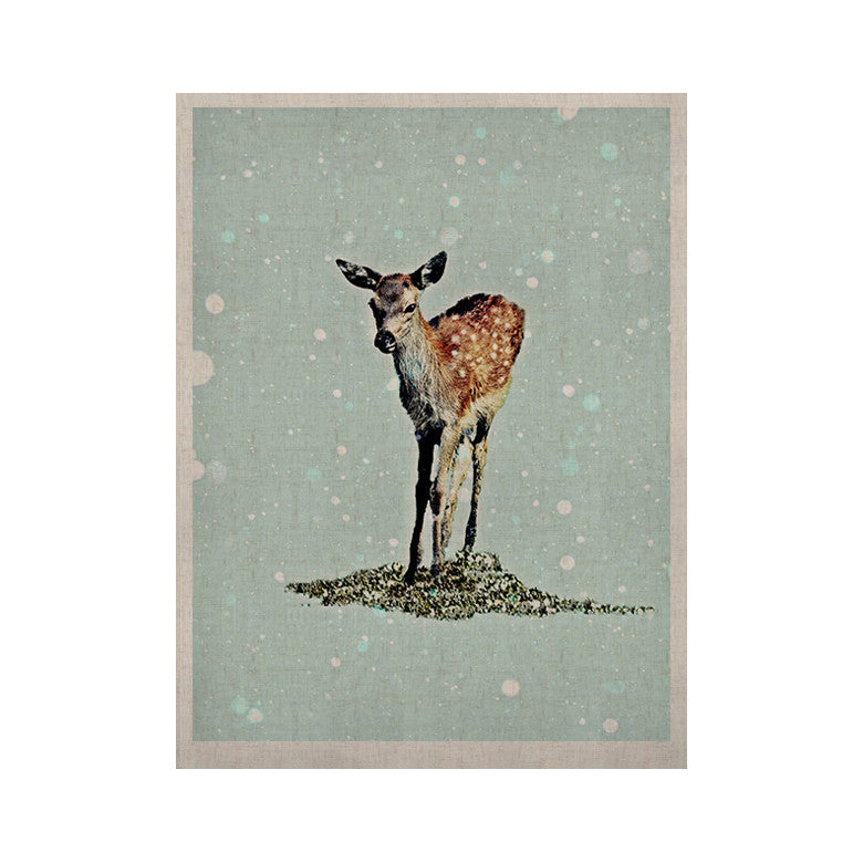 "Monika Strigel ""Fawn"" KESS Naturals Canvas (Frame not Included) - KESS InHouse  - 1"