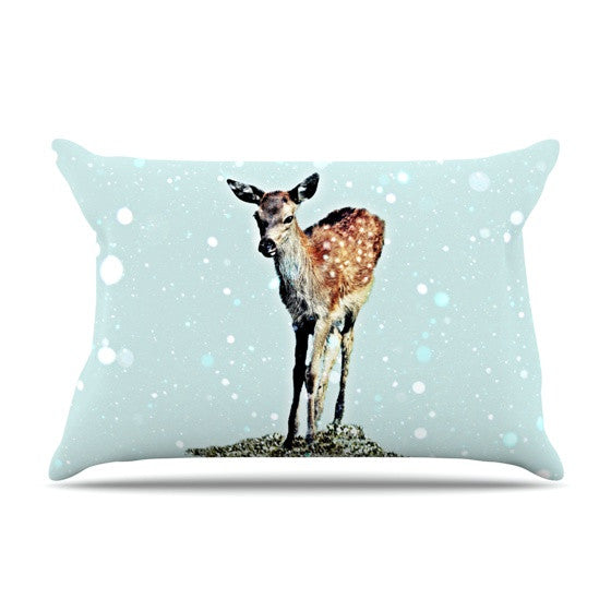 "Monika Strigel ""Fawn"" Pillow Sham - KESS InHouse"
