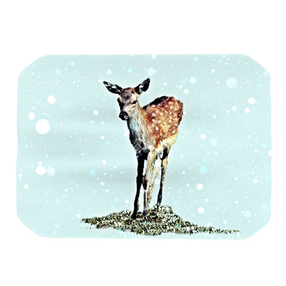 "Monika Strigel ""Fawn"" Place Mat - KESS InHouse"