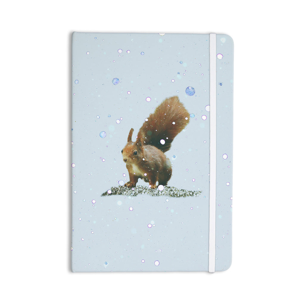 "Monika Strigel ""Squirrel"" Everything Notebook - KESS InHouse  - 1"