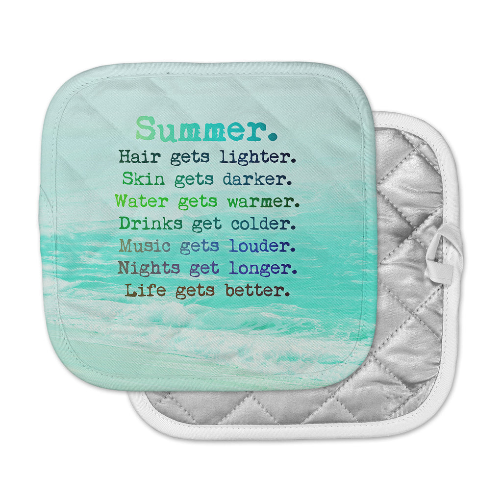 "Monika Strigel ""Summer XXL"" Pot Holder"