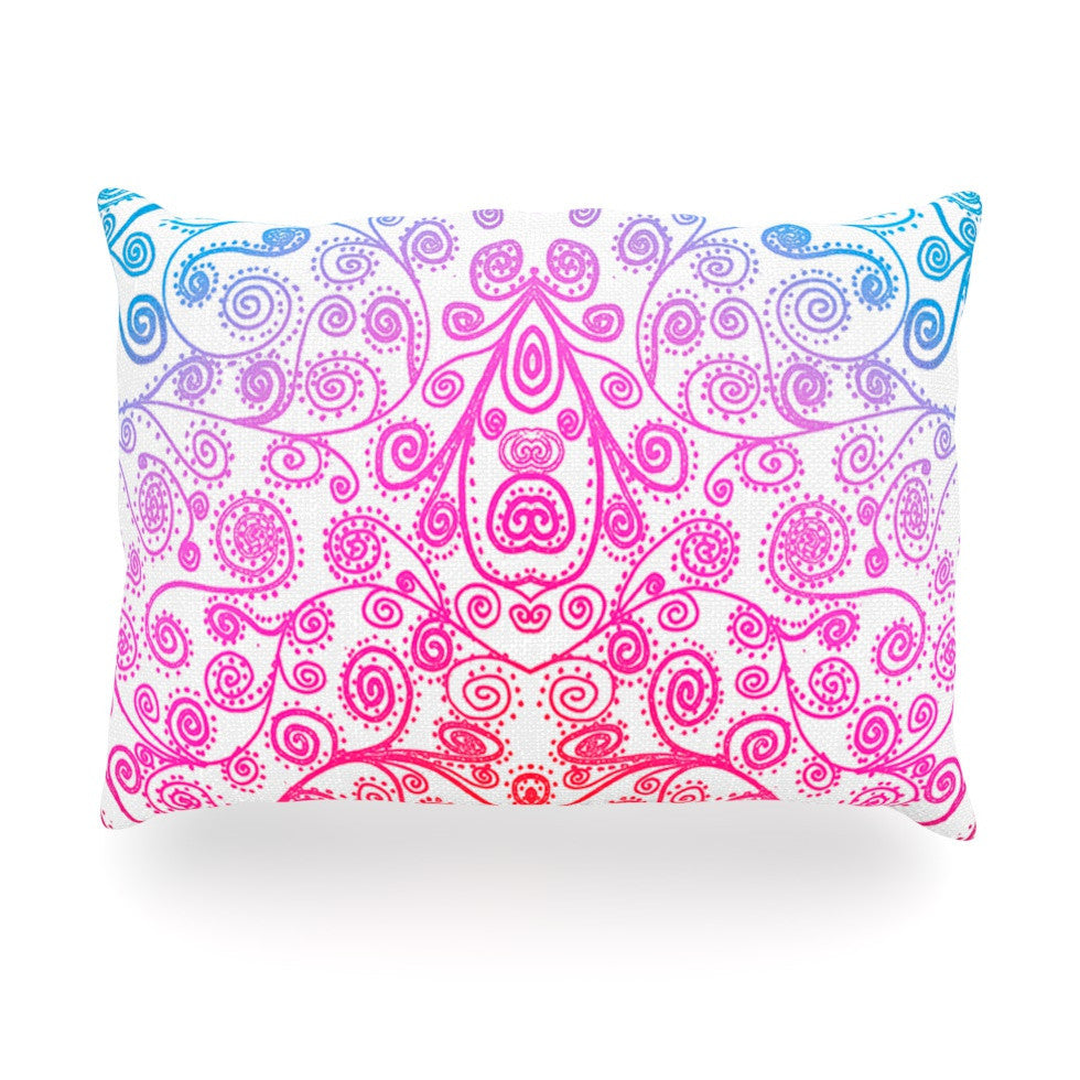 "Monika Strigel ""Safe and Sound"" Oblong Pillow - KESS InHouse"