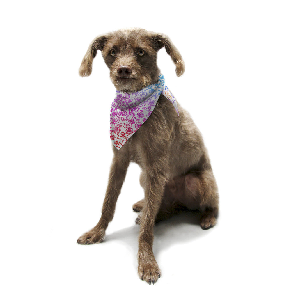 "Monika Strigel ""Safe and Sound"" Pet Bandana - KESS InHouse  - 1"