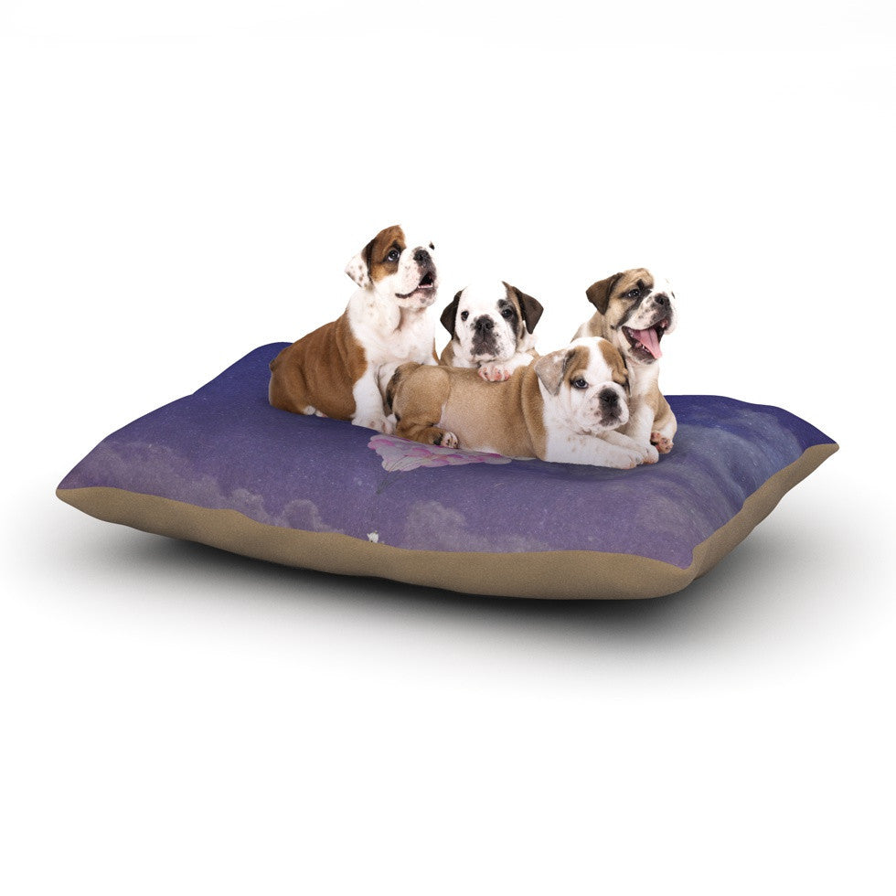 "Monika Strigel ""Never Stop Exploring IV"" Dog Bed - KESS InHouse  - 1"