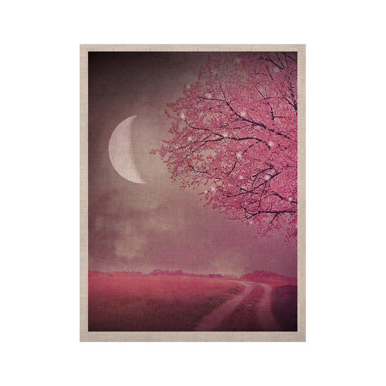 "Monika Strigel ""Song of the Springbird"" KESS Naturals Canvas (Frame not Included) - KESS InHouse  - 1"