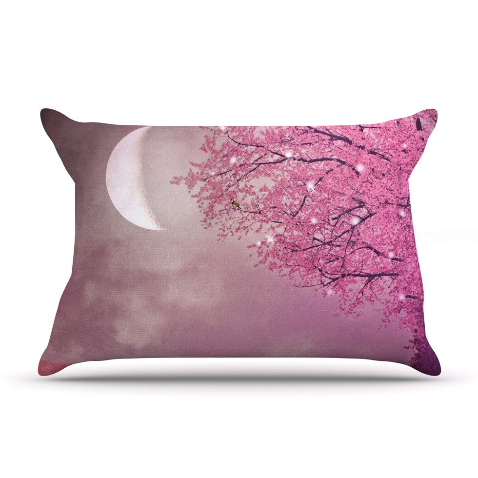 "Monika Strigel ""Song of the Springbird"" Pillow Sham - KESS InHouse"