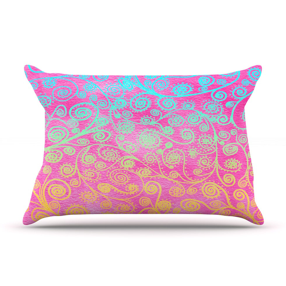"Monika Strigel ""Get Lucky"" Pillow Sham - KESS InHouse"