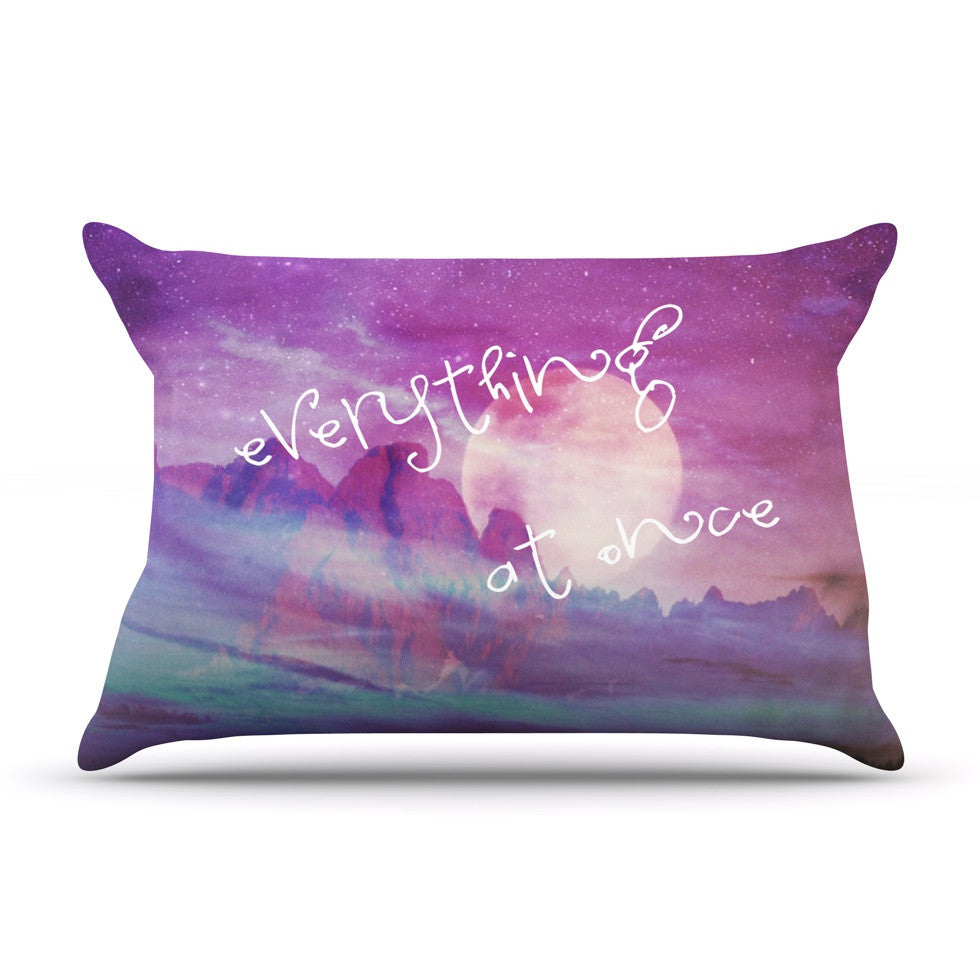 "Monika Strigel ""Everything at Once"" Pillow Sham - KESS InHouse"