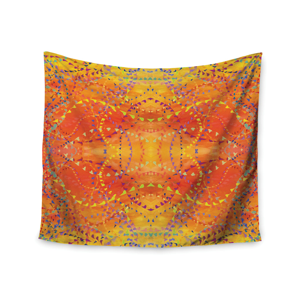 "Nikposium ""Sunrise"" Wall Tapestry - Outlet Item"