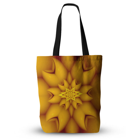 "Michael Sussna ""Citrus Star"" Tote Bag - Outlet Item"