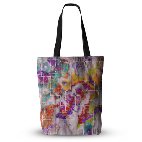 "Michael Sussna ""Quantum Foam"" Tote Bag - Outlet Item"