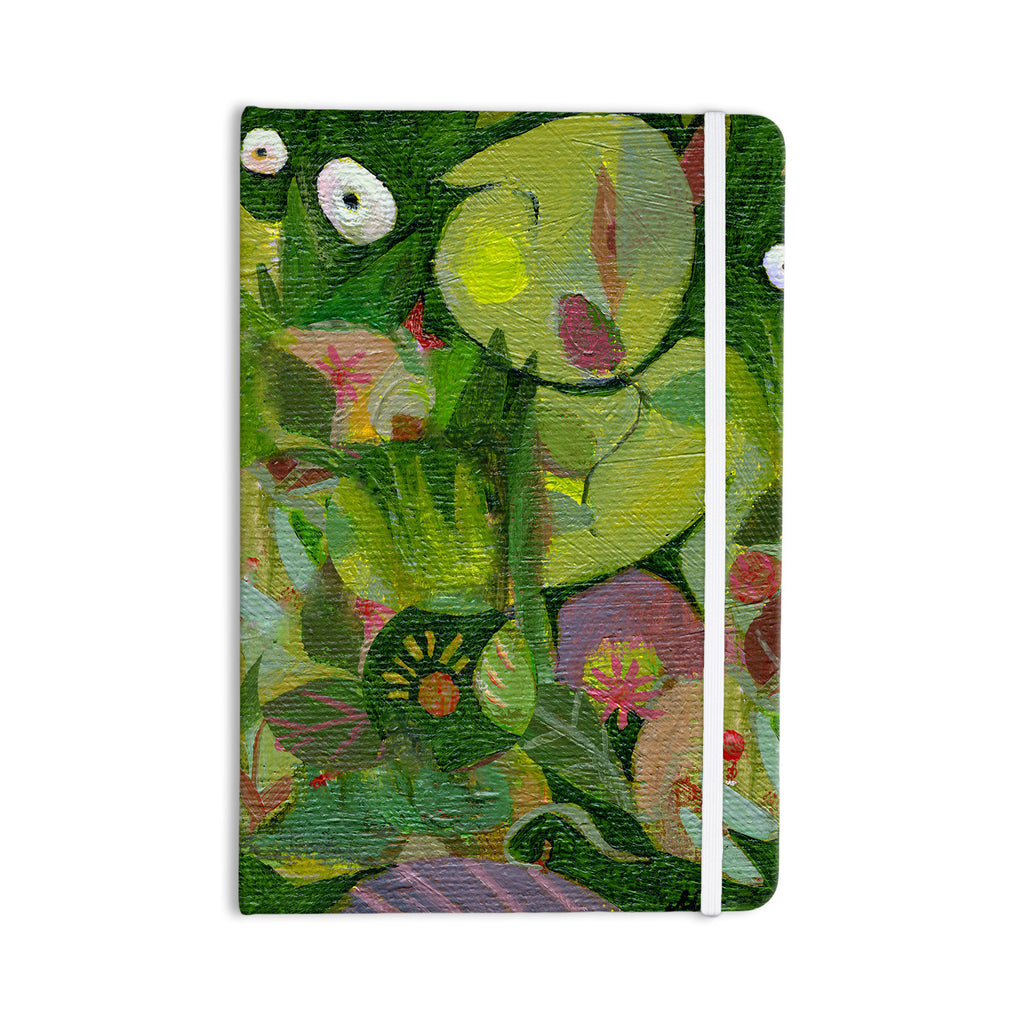 "Marianna Tankelevich ""Jungle"" Everything Notebook - KESS InHouse  - 1"