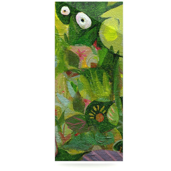 "Marianna Tankelevich ""Jungle"" Luxe Rectangle Panel - KESS InHouse  - 1"