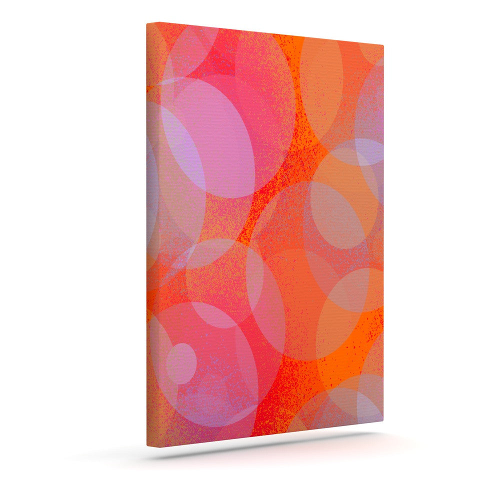 "Marianna Tankelevich ""Six"" Outdoor Canvas Wall Art - KESS InHouse  - 1"