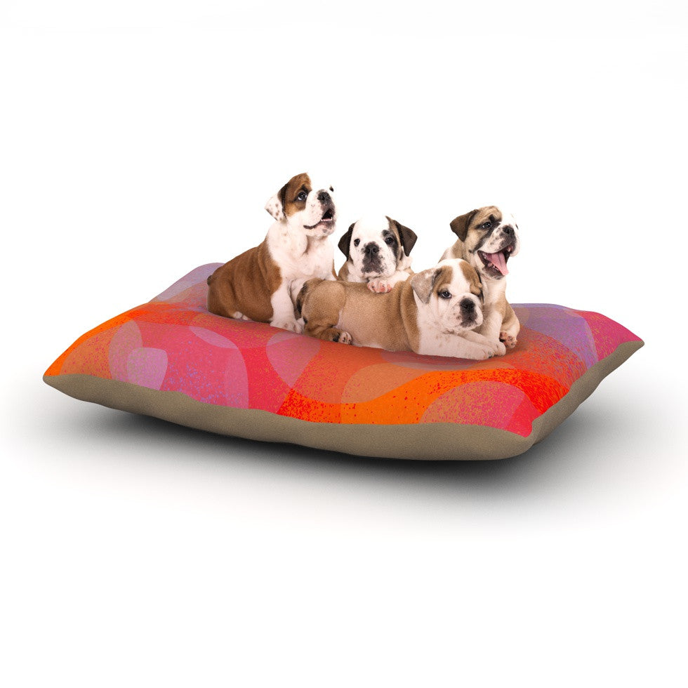 "Marianna Tankelevich ""Six"" Dog Bed - KESS InHouse  - 1"