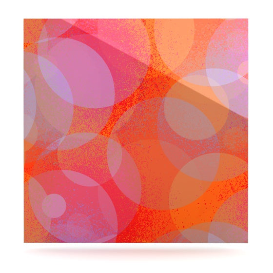 "Marianna Tankelevich ""Six"" Luxe Square Panel - KESS InHouse  - 1"