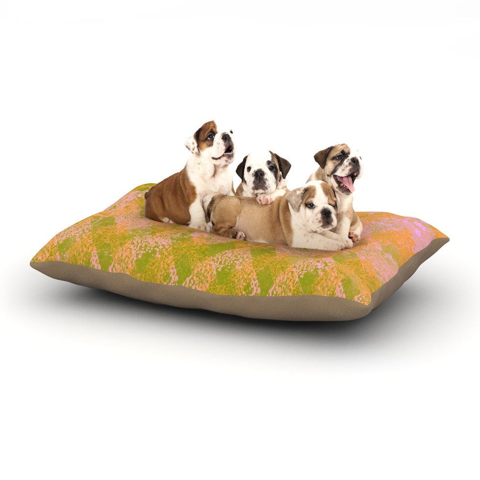 "Marianna Tankelevich ""Fuzzy Feeling"" Dog Bed - KESS InHouse  - 1"